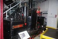 George Henry at Narrow Gauge Railway Museum - 2010-03-07.jpg