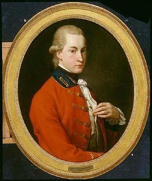 George Herbert, 11th Earl of Pembroke - Image: George Herbert of Pembroke