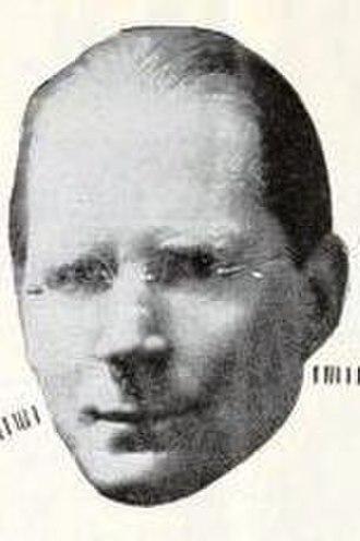 George Howells Broadhurst - Broadhust from a 1922 ad