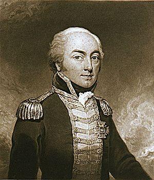 George Johnstone Hope - Rear-Admiral Sir George Johnstone Hope KCB