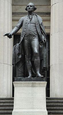 George Washington - Wikipedia, la enciclopedia libre