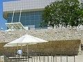 Getty Center wall Stones 002.jpg