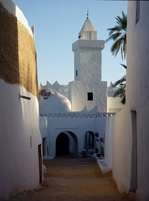Old Town of Ghadames