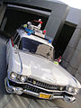 Ghostbusters ECTO1 at the Arclight Hollywood (6244902963).jpg