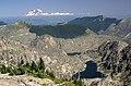 Gifford Pinchot National Forest, Mt St Helens NVM, blast zone, Boot Lake (36985747016).jpg
