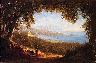 La côte ouest, Gênes
