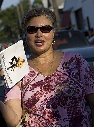 Renée Gill Pratt - Gill Pratt in 2009