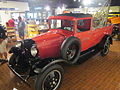 Gilmore Car Museum, Hickory Corners, Michigan USA - Model A Ford Wrecker.JPG