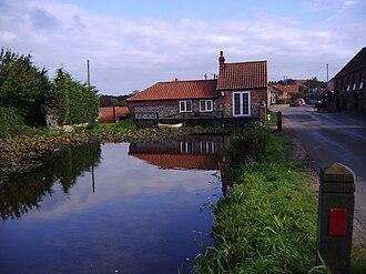 River Mun - Gimingham mill pond