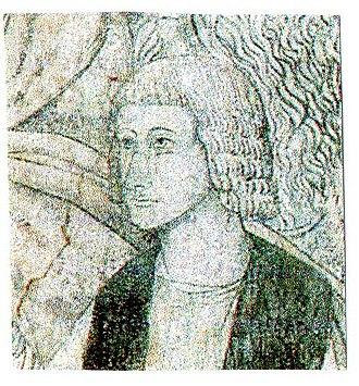 Giovanni Ludovico, Marquess of Saluzzo - effigy of Giovanni Ludovico