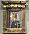 Giovanni di franco (attr.), ritratto femminile, 1445-50 ca..JPG