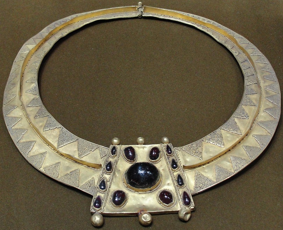 Golden Necklace - Parthian Empire 2nd AD