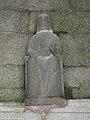 Goulven (29) Église Saint-Goulven Porche sud 04.JPG