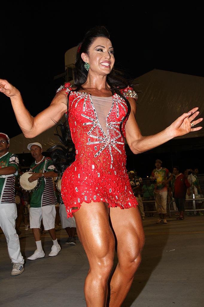 Gracyanne Barbosa Nude Photos 79
