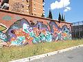 Graffiti nel quartiere Rebibbia 30.JPG