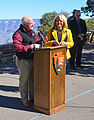 Grand Canyon National Park Reopening, October 12, 2013 7463 - Flickr - Grand Canyon NPS.jpg