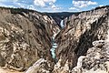 Grand Canyon of the Yellowstone from Artist Point (36920623072).jpg