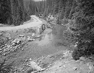 Grand Ditch - Image: Grand River Ditch
