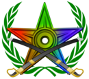 Graphic War Barnstar v2.0 (green).png