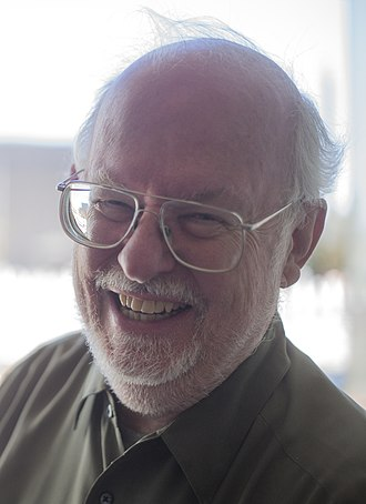 Greg Bear - Bear in 2016