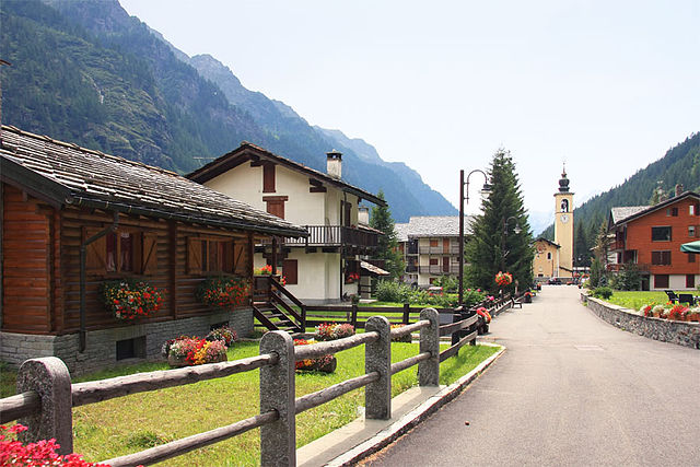 Gressoney-La-Trinite