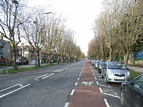 Griffith Avenue, Marino, Dublin 9 - geograph.org.uk - 1593272.jpg
