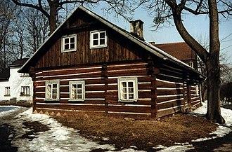 Hrádek (Frýdek-Místek District) - Image: Grodek chalpa