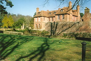 Groombridge - Oldest house at Groombridge