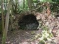 Grotto on the Piercefield Walks - geograph.org.uk - 206130.jpg