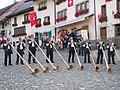 Gruyères - Folklore, us et coutumes, et Cor des Alpes.JPG
