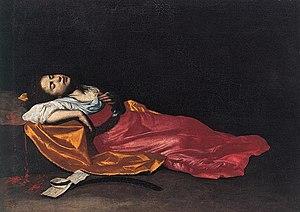 Francesco Guarino - Martyrdom of Saint Cecilia, Museum of Grenoble