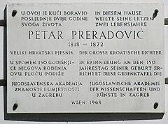 Petar Preradovic Wikiwand