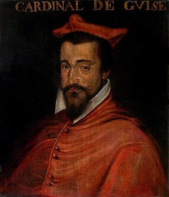 Louis II, Cardinal of Guise - Louis II