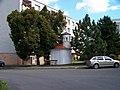 Háje, Starobylá - U rybářství, kaple (01).jpg