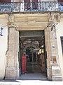 Hôtel de Bénézet (Montpeller) - Porta.jpg