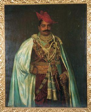 "Madho Rao Scindia - ""The Maharajah Scindia of Gwalior"""
