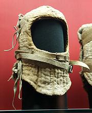 HJRK B 44 - Tournament helmet padding, 1484