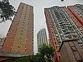 HK 北角半山 North Point Mid-Levels 雲景道 56 Cloud View Road 富豪閣 Beverley Heights Apr-2014 facade Hilltop Mansion n HKSYU.JPG