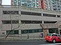 HK 北角半山 North Point Mid-Levels 雲景道 56 Cloud View Road 富豪閣 Beverley Heights Apr-2014 n indoor carpark.JPG
