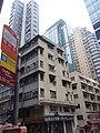 HK 西營盤 Sai Ying Pun 皇后大道西 Queen's Road West January 2019 SSG 朝光街 Chiu Kwong Street bus 101 101X 104 n 10 n A10 stop sign.jpg
