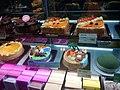 HK 香港 YL 元朗 Yuen Long 阜財街 Fau Tsoi Street 聖安娜餅店 Honor Cakes night Jan 2017 Lnv2.jpg