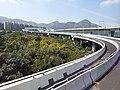 HK Bus B3 view Tuen Mun to SZ Shenzhen Bay Port November 2019 SS2 19.jpg