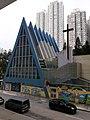 HK WTS 黃大仙 Wong Tai Sin 睦鄰街 13 Muk Lun Street Redemption Lutheran Church December 2020 SS2 03.jpg