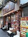 HK YMT 油麻地 Yau Ma Tei 吳松街 Woosung Street near 甘肅街 Kansu Street 西貢街 Saigon Street building shops February 2020 SS2 20.jpg