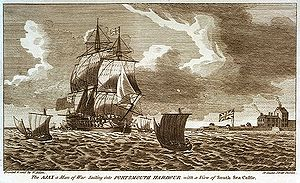 HMS Ajax 1767 Portsmouth Harbour.jpg
