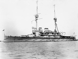 <i>Lord Nelson</i>-class battleship two-ship class of pre-dreadnought battleships built by the Royal Navy