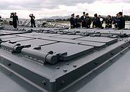 HQ-16 VLS SAM Launchers