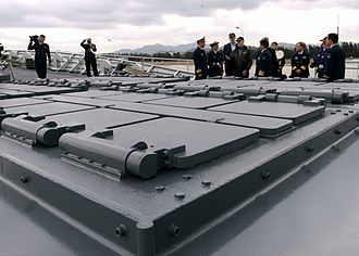 Type 054A frigate - Image: HQ 16 VLS SAM Launchers