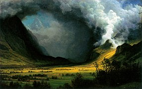 HRSOA AlbertBierstadt-Storm in the Mountains.jpg