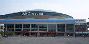 2011 World Junior Ice Hockey Championships - Image: HSBC Arena